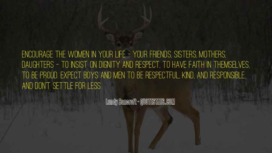 Sisters For Life Quotes #1156716