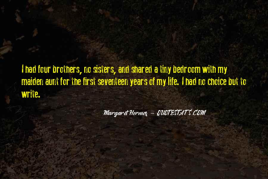 Sisters For Life Quotes #1186318
