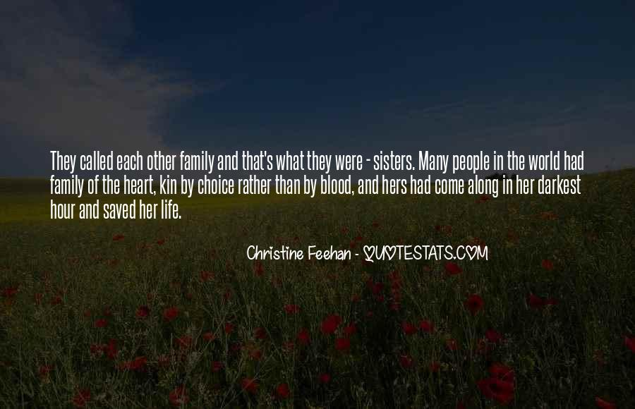 Sisters For Life Quotes #650859