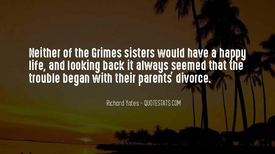 Sisters For Life Quotes #690489