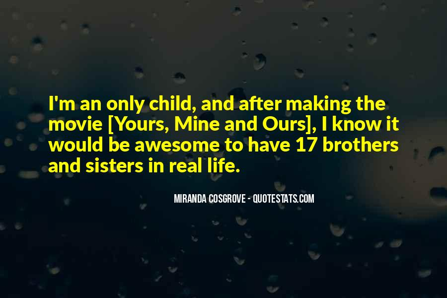 Sisters For Life Quotes #760202