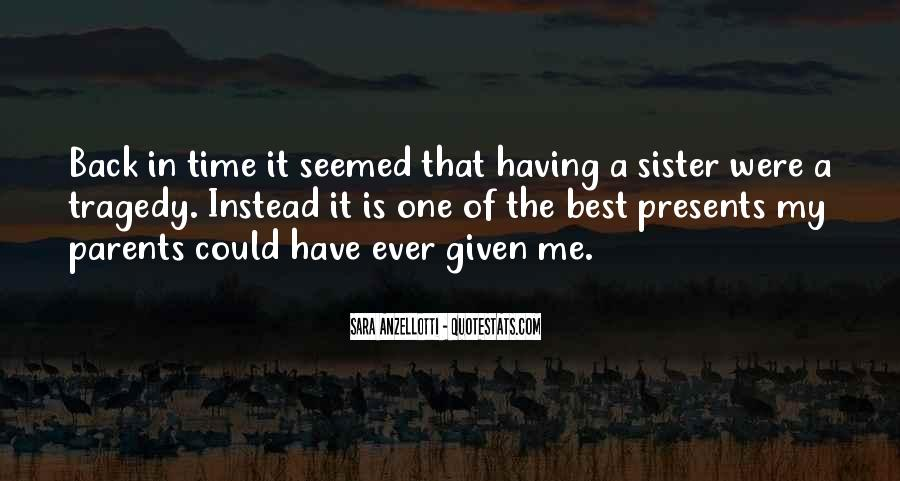 Sisters For Life Quotes #879911