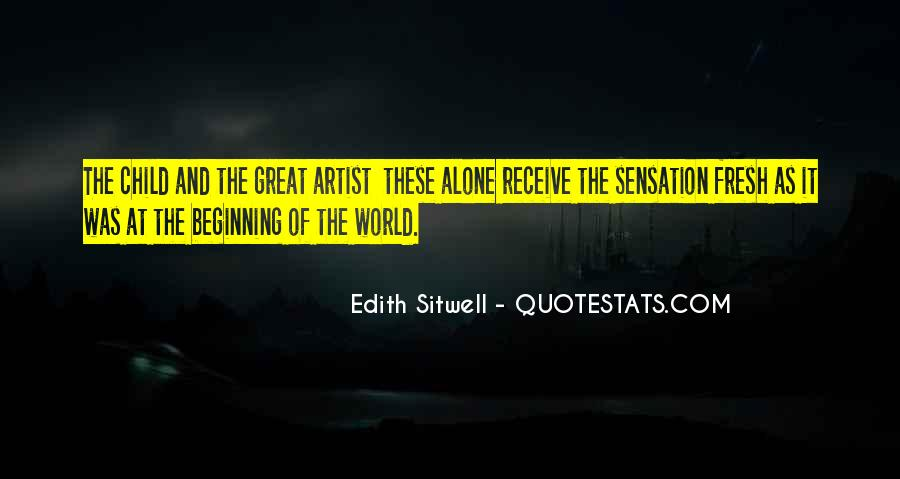 Sitwell Quotes #1191790