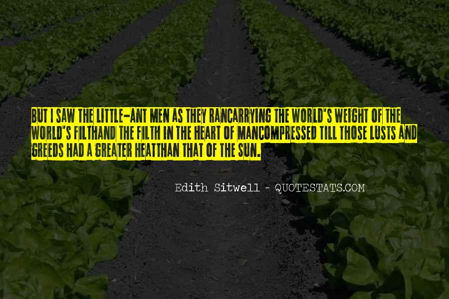 Sitwell Quotes #1442926