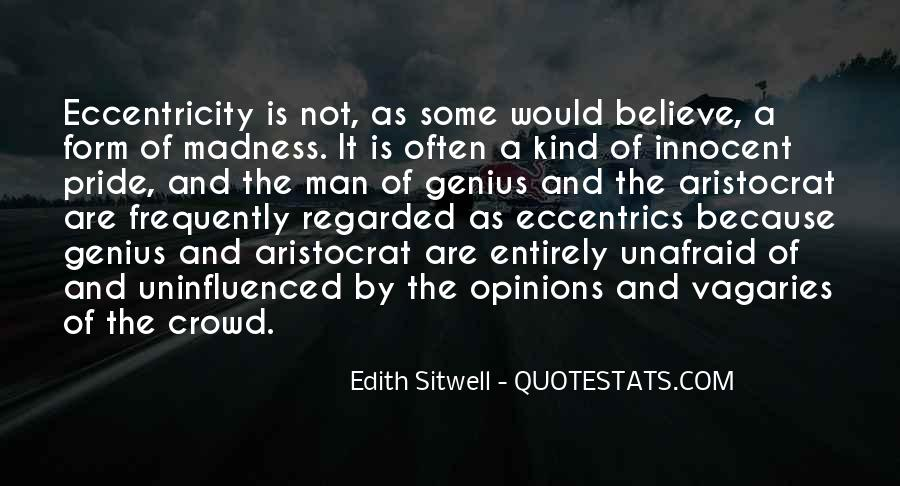 Sitwell Quotes #1588317