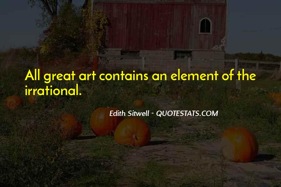 Sitwell Quotes #1631874