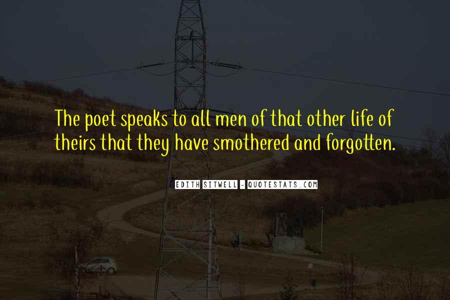 Sitwell Quotes #1673746