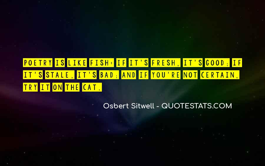 Sitwell Quotes #169054