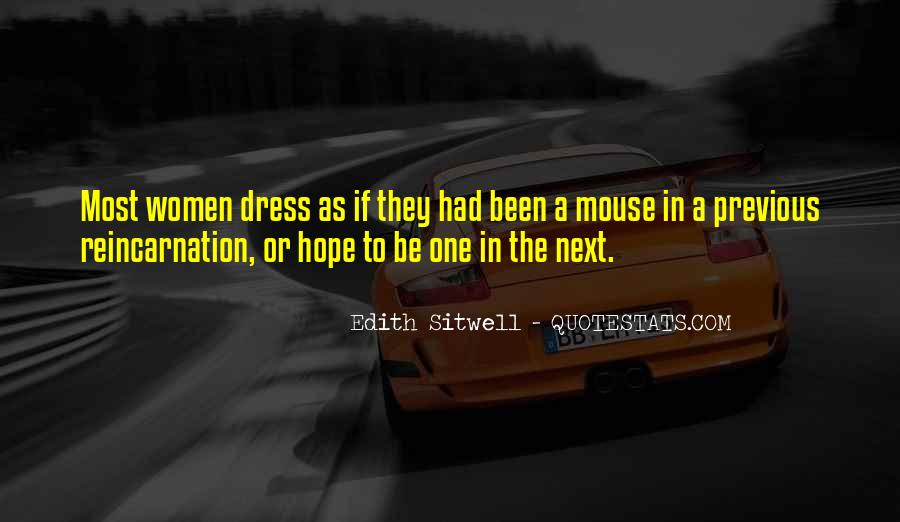 Sitwell Quotes #1703348