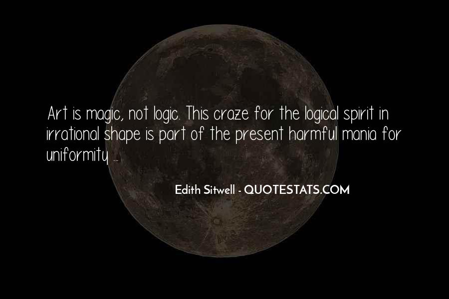 Sitwell Quotes #171397