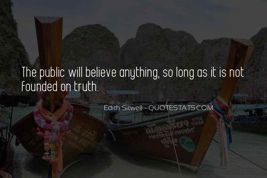 Sitwell Quotes #756275