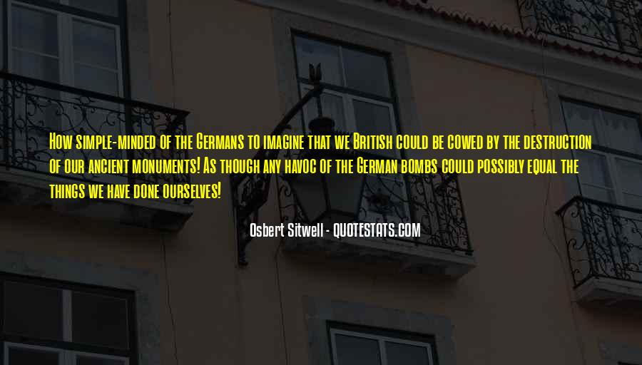 Sitwell Quotes #773968