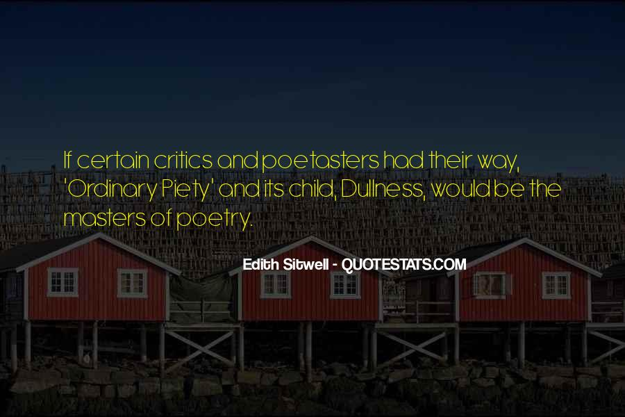 Sitwell Quotes #782794