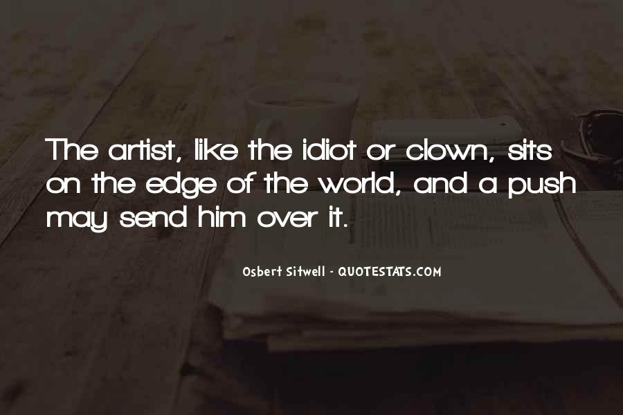 Sitwell Quotes #866817