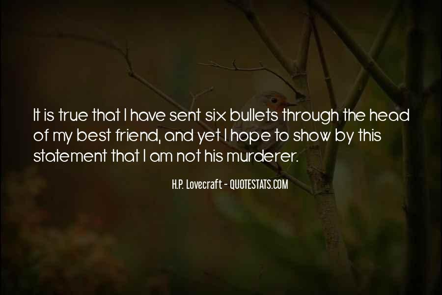 Six Bullets Quotes #295934