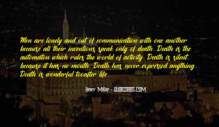 Quotes About After Death Communication #1725657