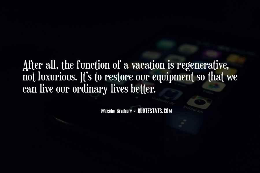 Quotes About After Vacation #1776008