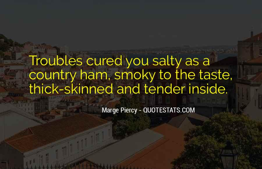 Skinned Quotes #218663