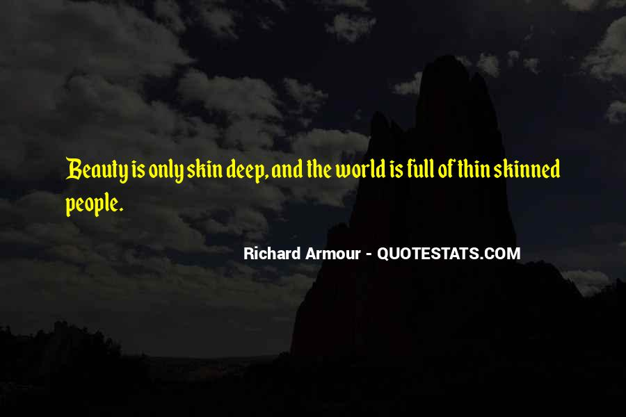 Skinned Quotes #804777