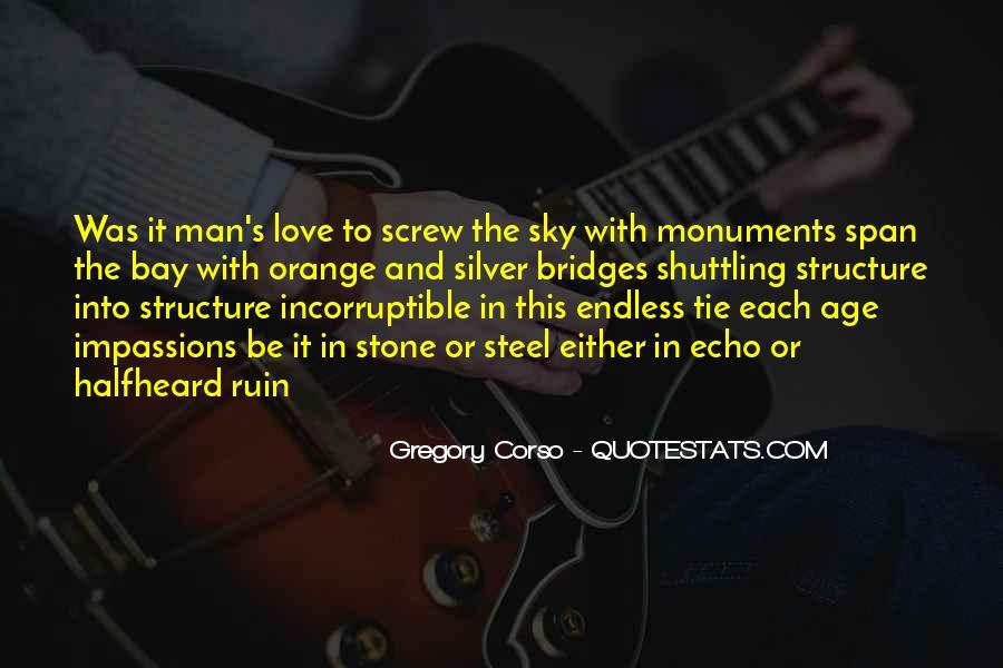 Sky Orange Quotes #1404645