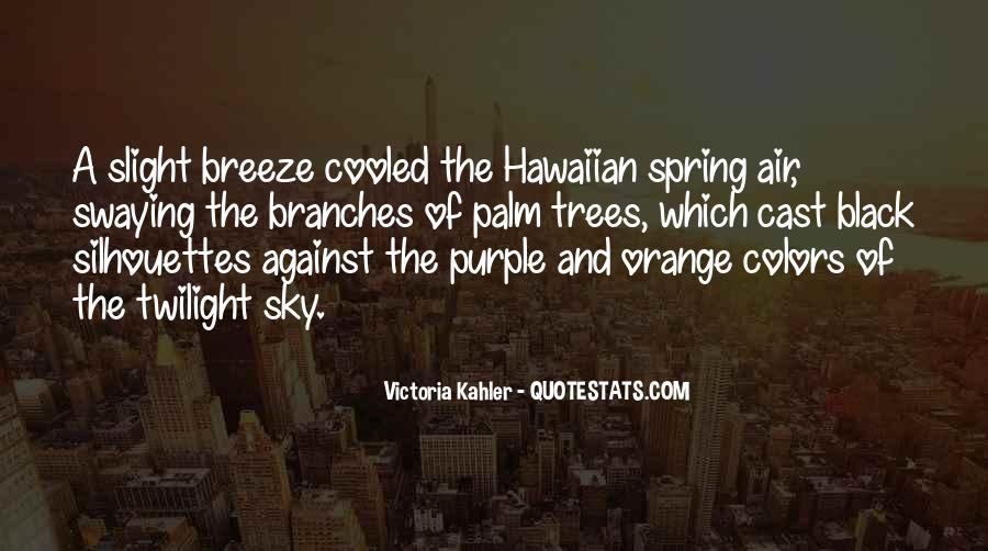 Sky Orange Quotes #1445190