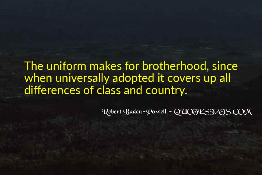Quotes About Baden Powell #1079625