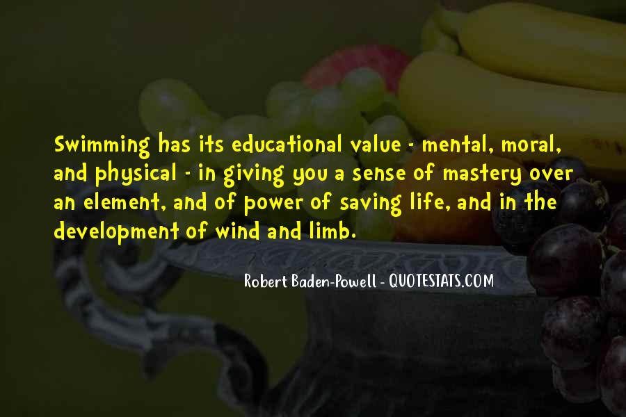 Quotes About Baden Powell #1149947