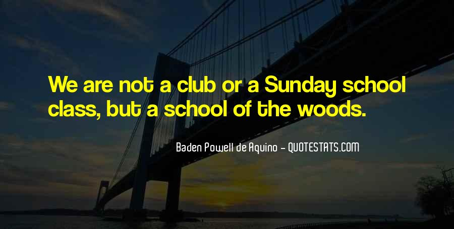 Quotes About Baden Powell #259627