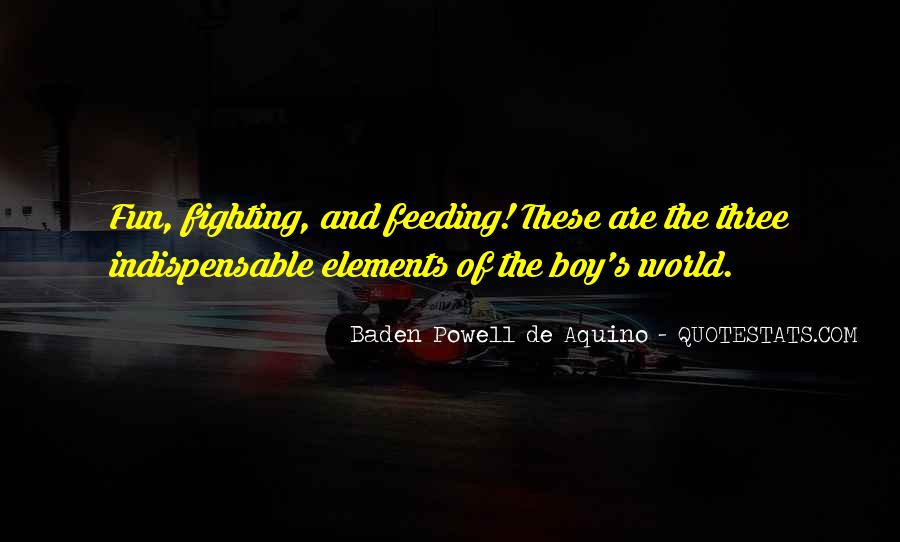 Quotes About Baden Powell #277931