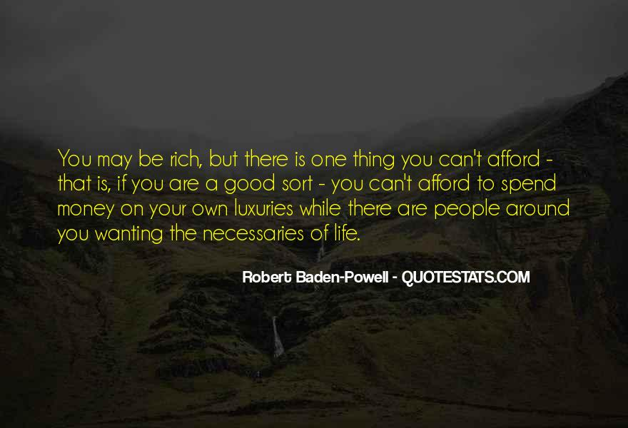 Quotes About Baden Powell #340983