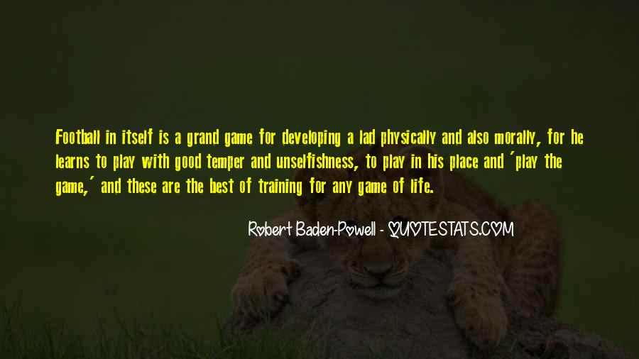Quotes About Baden Powell #451293