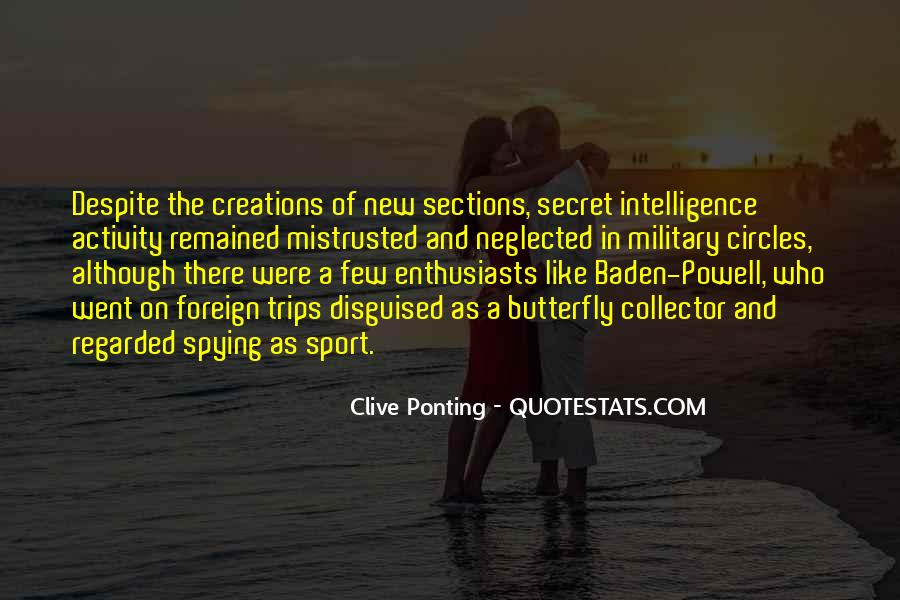 Quotes About Baden Powell #613293