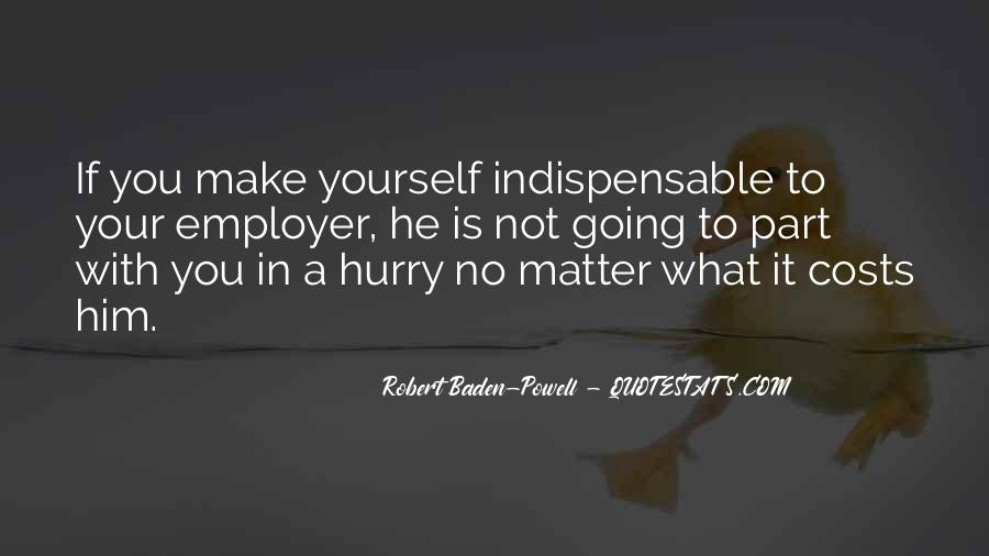 Quotes About Baden Powell #69764