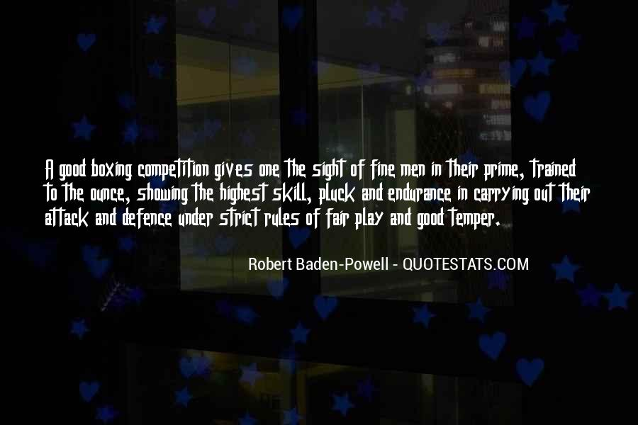 Quotes About Baden Powell #950202