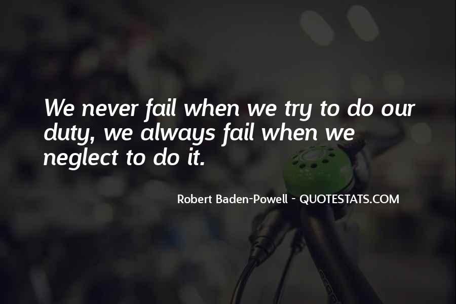 Quotes About Baden Powell #953366