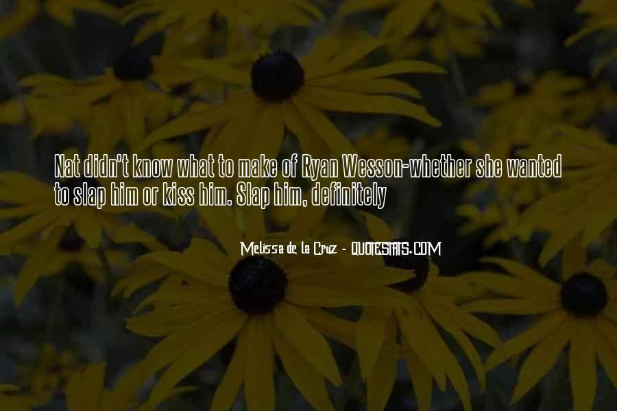 Slap Love Quotes #1041159