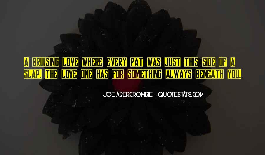 Slap Love Quotes #1056612