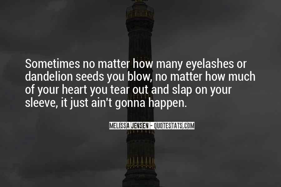 Slap Love Quotes #1628689