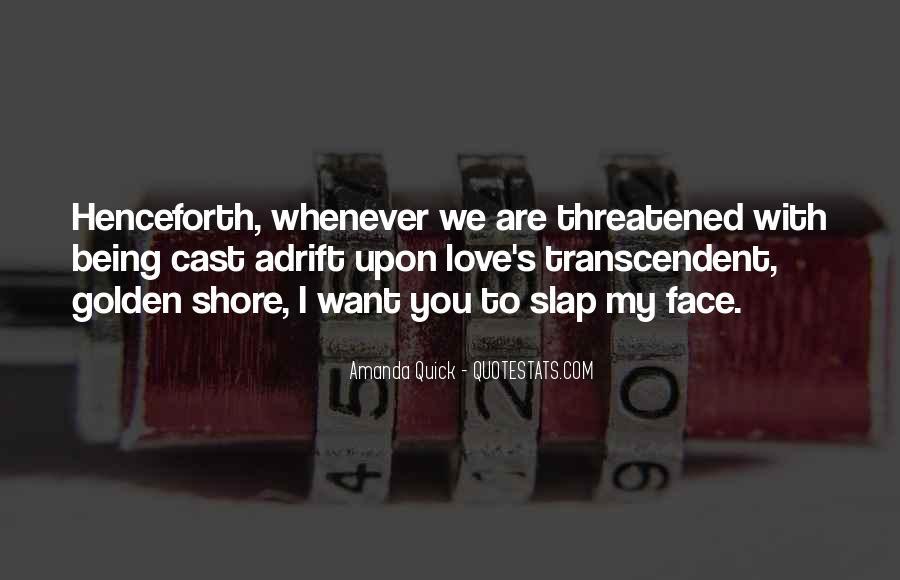 Slap Love Quotes #1834331