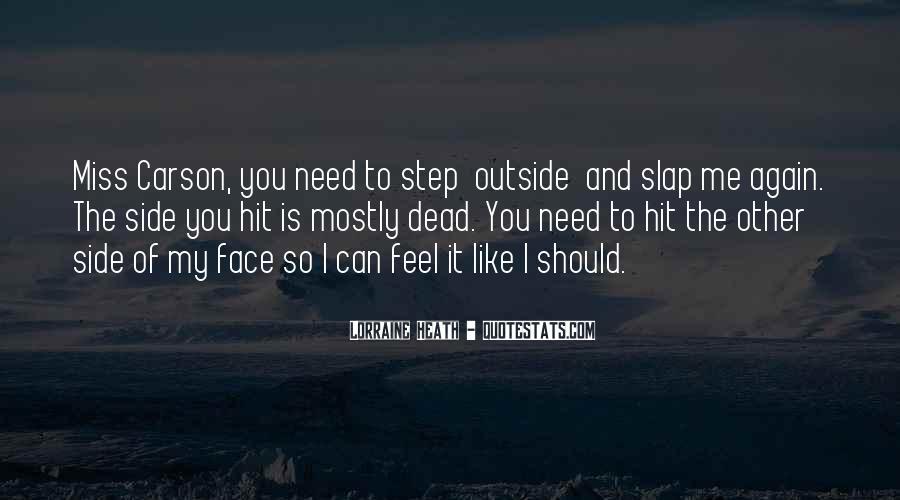 Slap Love Quotes #873139