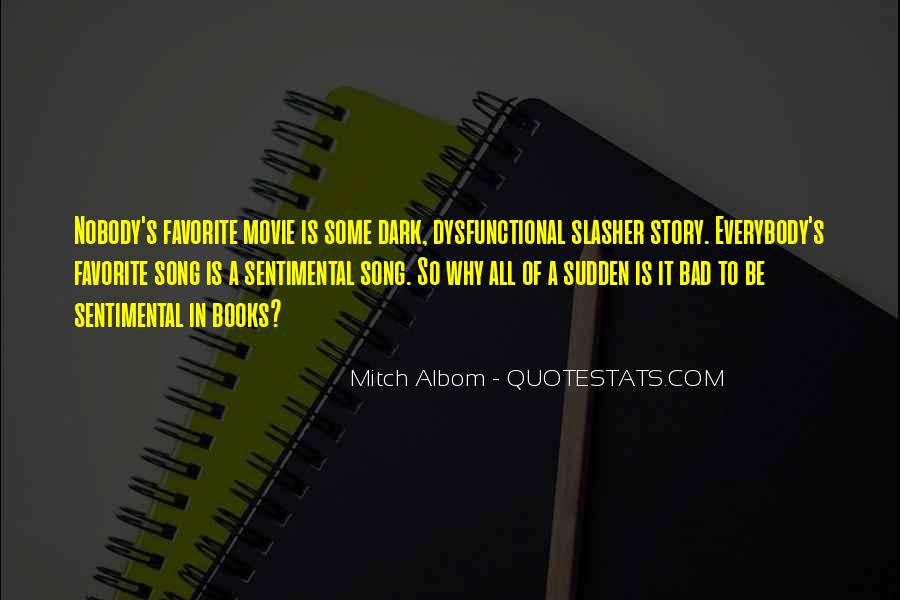 Slasher Movie Quotes #632983