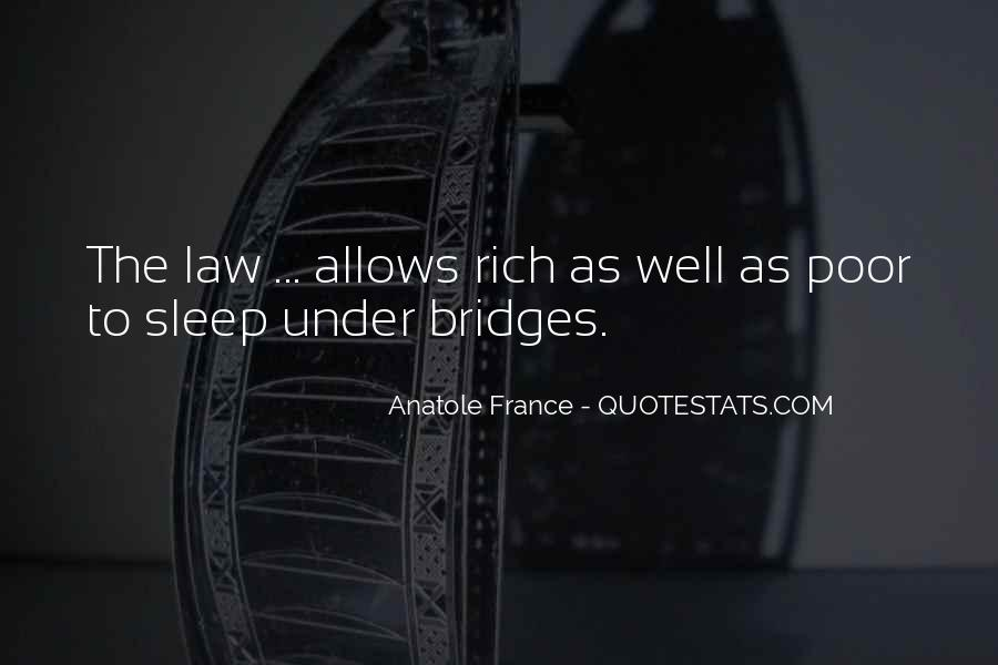 Sleep Is For The Rich Quotes #1073262