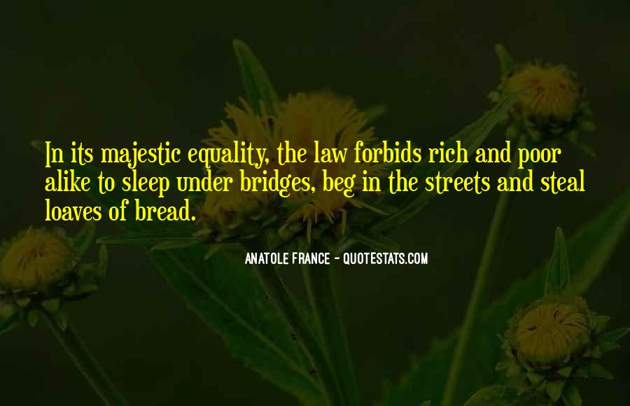 Sleep Is For The Rich Quotes #1754101