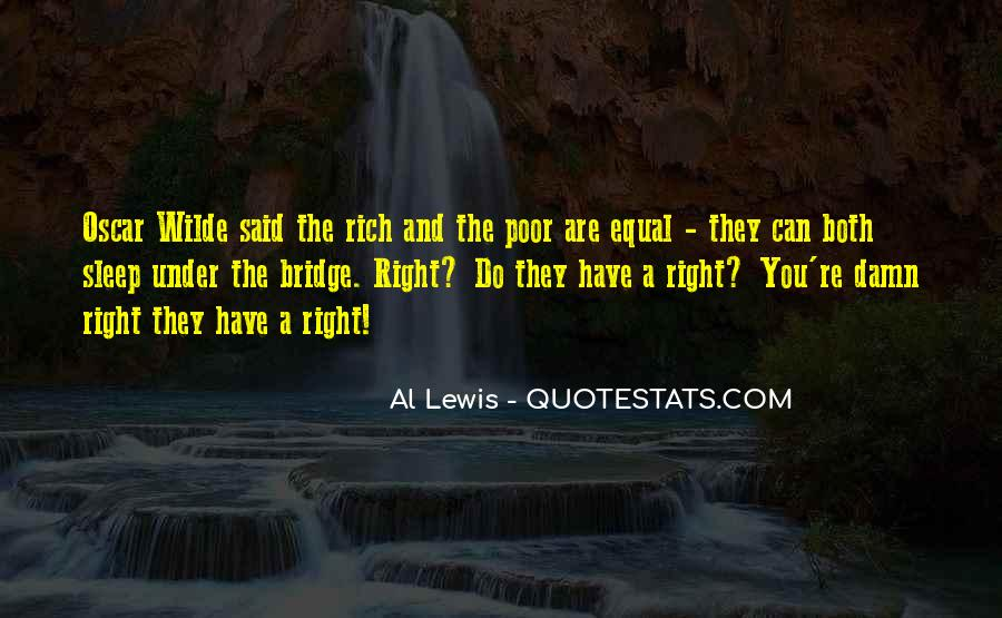Sleep Is For The Rich Quotes #747147