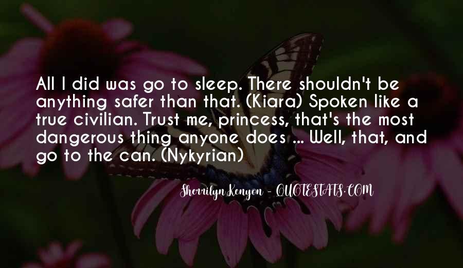 Sleep Like A Princess Quotes #692155
