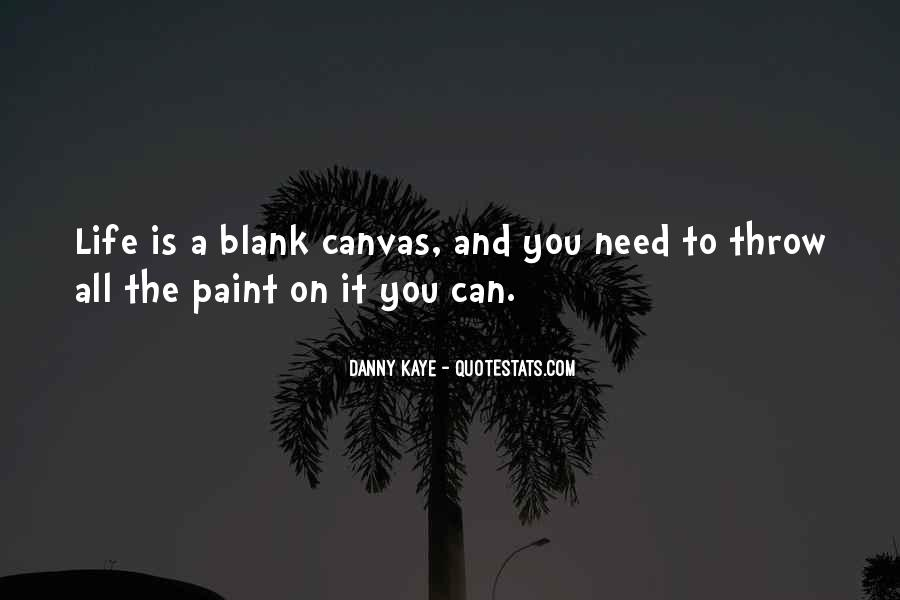 Quotes About Art Canvas #1100393