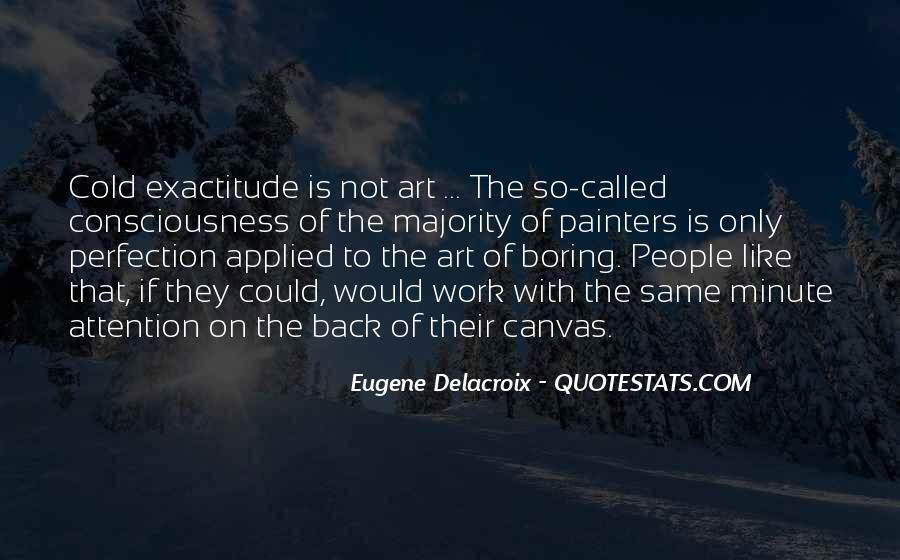 Quotes About Art Canvas #1144511