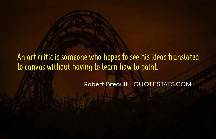 Quotes About Art Canvas #1159864