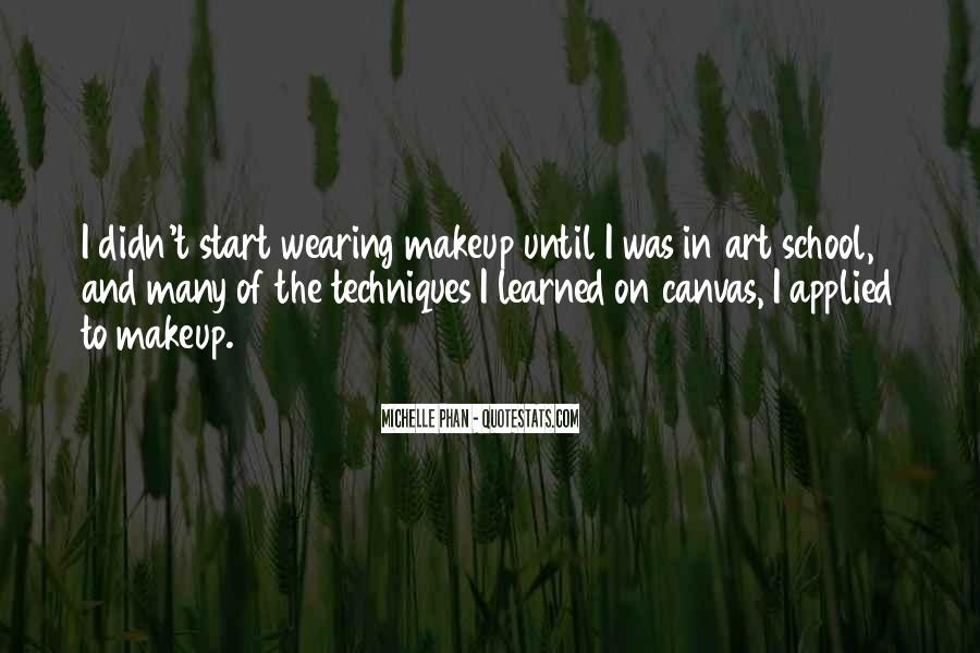 Quotes About Art Canvas #1429471