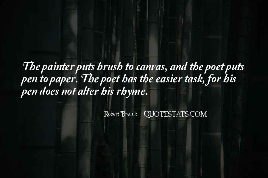 Quotes About Art Canvas #1467139